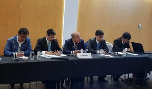 International Cooperation and ACU's participation in anti-corruption forums at regional and international levels 8