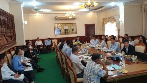 Internal and external capacity building for ACU Officials
